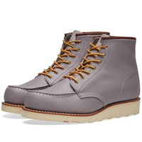 Red Wing Shoes Women's 3378 Heritage 6 Moc Toe Boot Grey