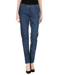 Napapijri Trousers Casual Trousers Women Slate Blue