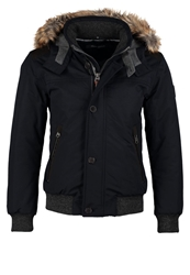 Marc O'polo Winter Jacket Deep Ocean Dark Blue