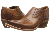 Lucchese M4839 Western Shortie Whiskey Shorte Cowboy Boots Brown