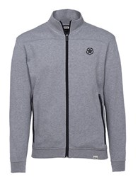 Jeep Fleece Zip Up Grey