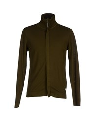 C.P. Company Knitwear Cardigans Men Military Green