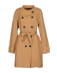 Numph Coats And Jackets Full Length Jackets Women Camel