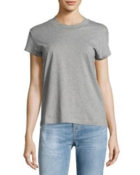 Mih Jeans Range Jersey Tee Gray