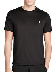 Polo Big And Tall Performance Jersey T Shirt Black