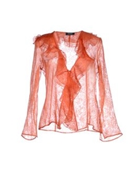 Diana Gallesi Shirts Orange