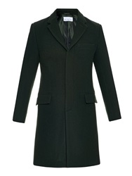 Raey Single Breasted Wool Chesterfield Coat
