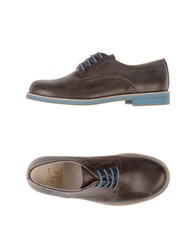 Il Gufo Lace Up Shoes