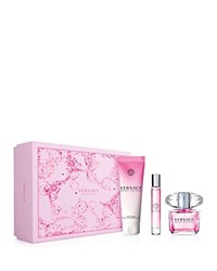 Versace Bright Crystal Eau De Toilette Gift Set 153 Value No Color