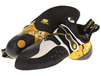 La Sportiva Solution White Yellow Men's Shoes