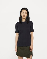Sacai Melange Knit Top