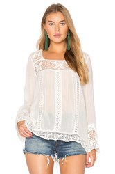 Spell And The Gypsy Collective Sunday Feels Blouse White