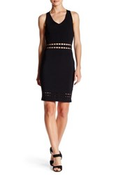 Rebecca Minkoff Charly Cutout Bodycon Dress Black