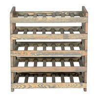 Garden Trading Aldsworth Wine Rack Spruce