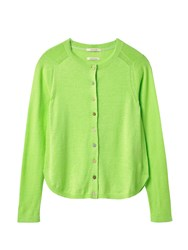 White Stuff Chalky Cardi Green