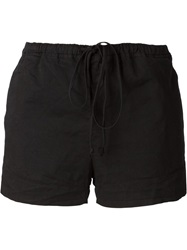 Lost And Found Rooms 'Blade' Shorts Black