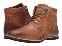 Woolrich Beebe Coach Leather Women's Boots Brown