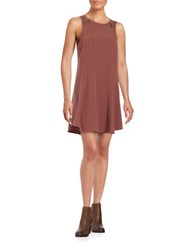 Free People Baby Love Dress Red