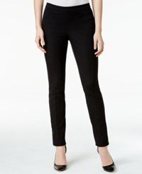 Alfani Pull On Skinny Pants Only At Macy's Deep Black
