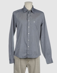 Murphy And Nye Long Sleeve Shirts Grey
