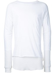 Converse Tokyo One Ribbed Sweater Men Cotton 00 White