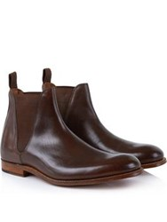 Grenson Nolan Chelsea Boots Brown