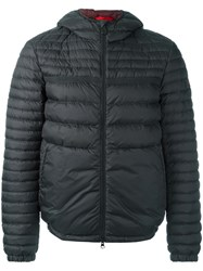 Peuterey 'Menton' Padded Jacket Grey