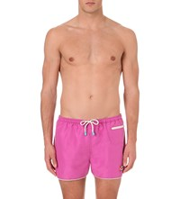 Oiler And Boiler East Hampton Swim Shorts Purple