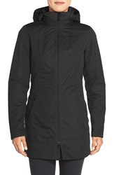 The North Face Women's 'Ancha' Hooded Waterproof Parka Tnf Black