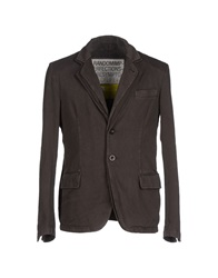 Novemb3r Blazers Dark Brown