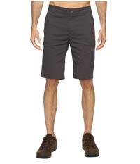 Mountain Hardwear Ap Shorts Shark Men's Shorts Gray