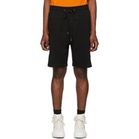 Ksubi Black Subscribe Shorts