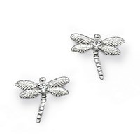 Thomas Sabo Seasonal Dragonfly Ear Studs Silver