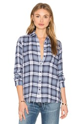 Dl1961 Mercer And Spring Button Up Blue
