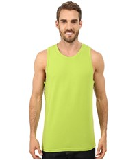 Prana Ridge Tech Tank Macaw Green Men's Sleeveless