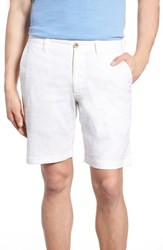 Tommy Bahama Beach Linen Blend Shorts Continental