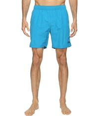 The North Face Class V Pull On Trunk Baja Blue Men's Swimwear
