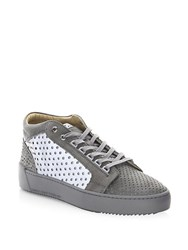 Android 3M Propulsion Low Top Sneakers Silver