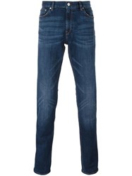 Michael Kors Straight Jeans Blue