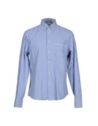Murphy And Nye Shirts Pastel Blue