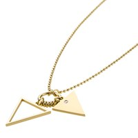 Storm Rohaise Necklace Gold