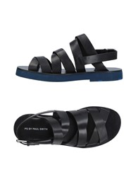 Paul Smith Ps By Sandals Black