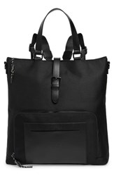 Ted Baker London Tidee Convertible Backpack Black