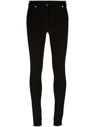 Givenchy Skinny Fit Trousers Black