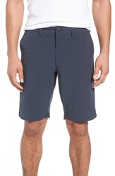 7 Diamonds Adrenaline Stretch Shorts Navy