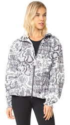Adidas By Stella Mccartney Run Exclusive Jacket White