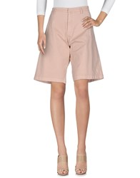Ndegree 21 Bermudas Light Pink