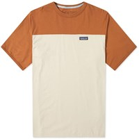 Patagonia Cotton In Conversion Tee Brown