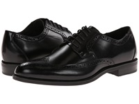 Stacy Adams Garrison Black Leather Men's Lace Up Wing Tip Shoes