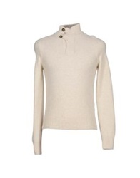 Heritage Turtlenecks Beige